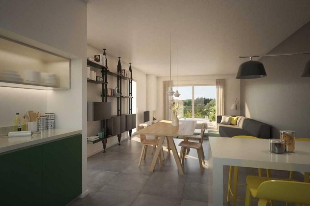 Villa a Schiera in vendita a Romagnano Sesia, 5 locali, prezzo € 260.000 | PortaleAgenzieImmobiliari.it