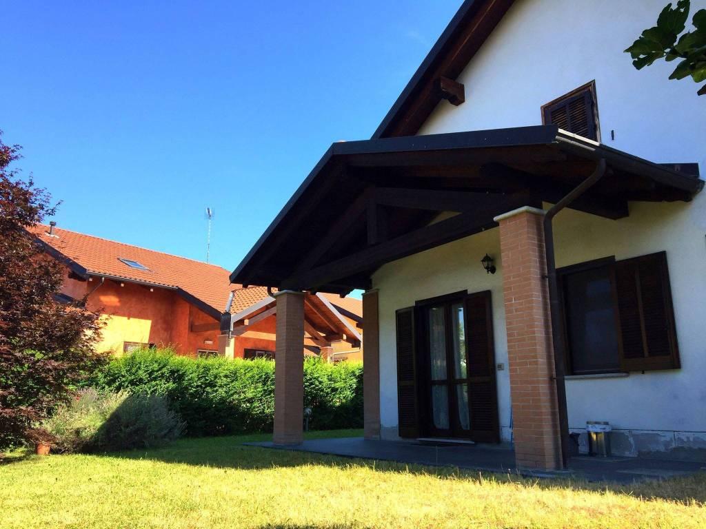 Foto 1 di Villa via Bertalazone, San Maurizio Canavese