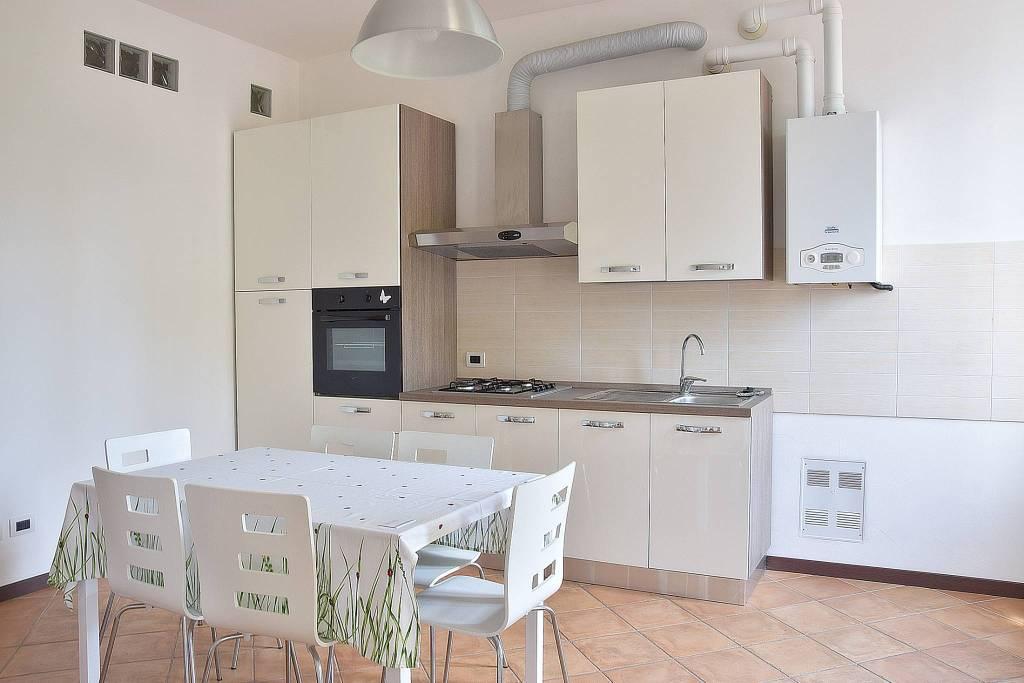 Appartamento in vendita via Antonio Motta 45 Vaprio d'Adda