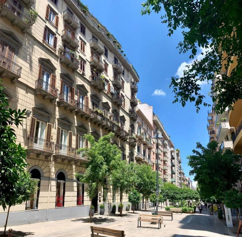 Foto 1 di Appartamento via Principe di Belmonte, Palermo
