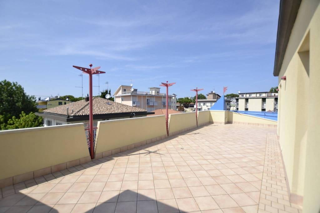 Attico in Vendita a Riccione Centro:  4 locali, 140 mq  - Foto 1