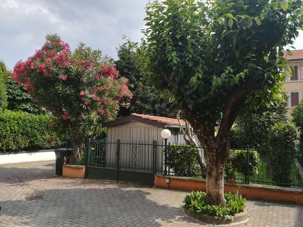 Foto 1 di Villetta a schiera via Verolengo 174, Torino (zona Lucento, Vallette)