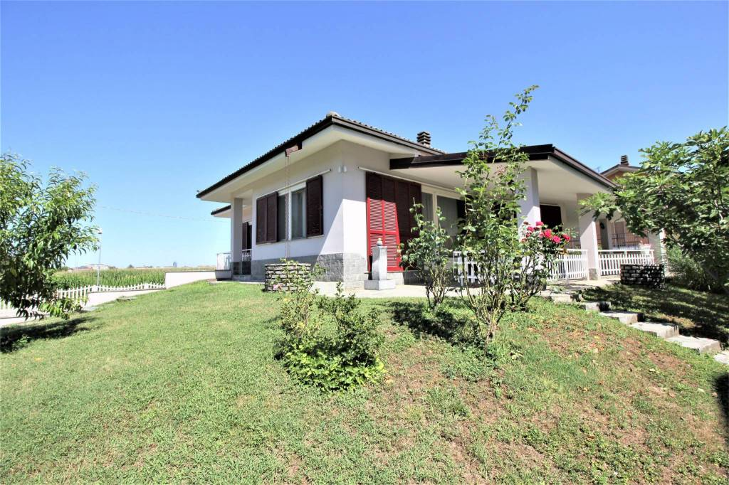 Foto 1 di Villa via Vigone 8, Virle Piemonte