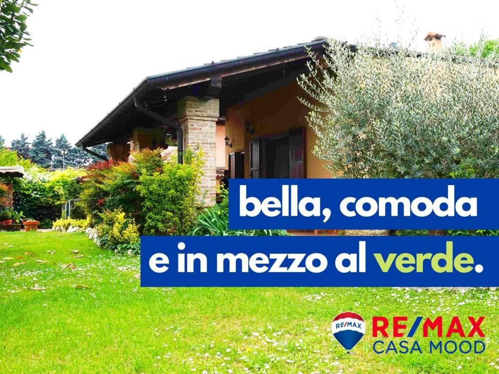 Villa in vendita a Bagnolo Mella, 6 locali, prezzo € 280.000   CambioCasa.it