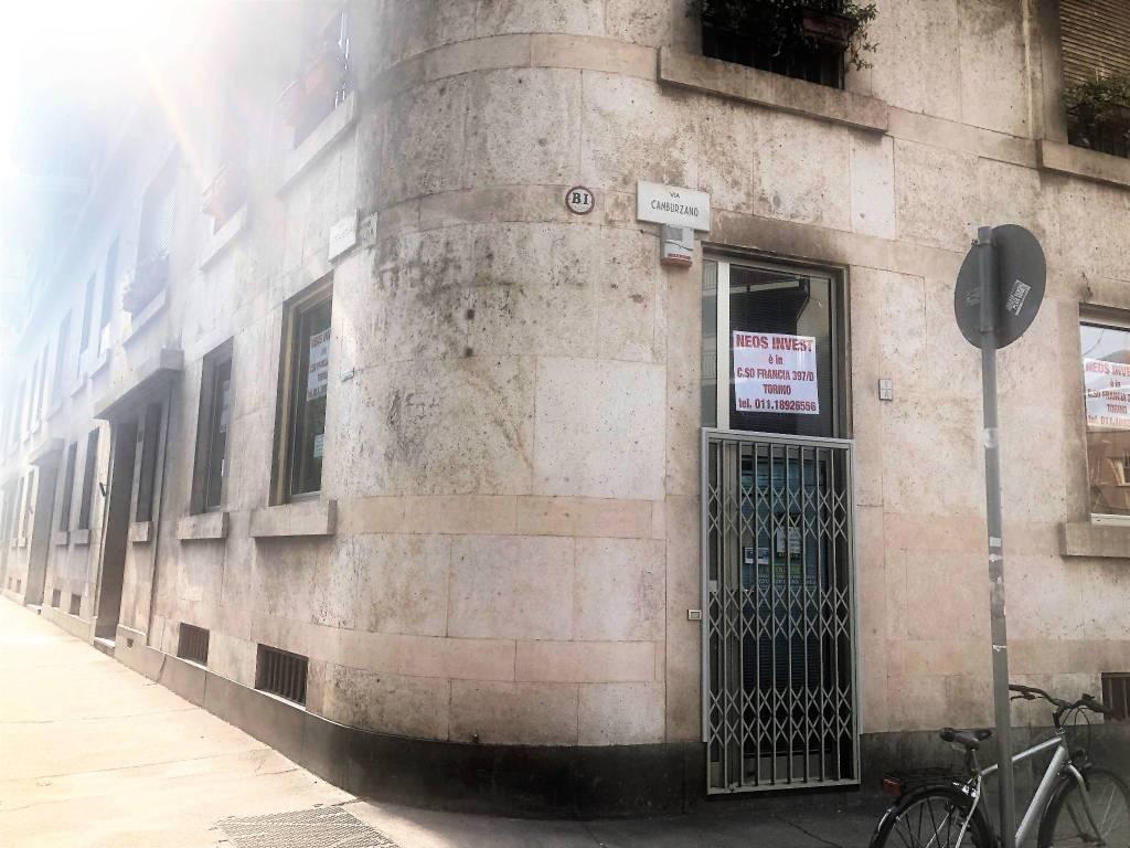 Ufficio in affitto Zona Cit Turin, San Donato, Campidoglio - via Camburzano 3 Torino
