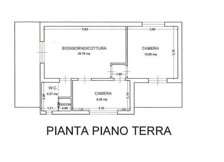 Appartamento in vendita indirizzo su richiesta Camaiore