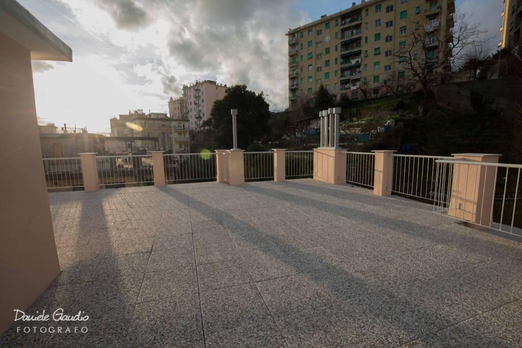Foto 1 di Quadrilocale via Col di Lana 25, Genova (zona Cornigliano)