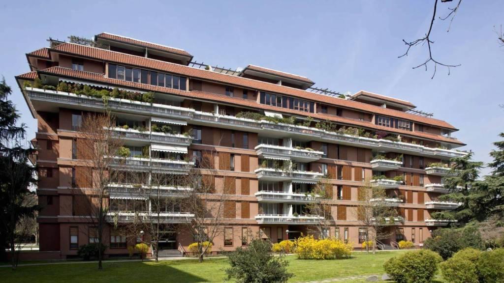 Foto 1 di Trilocale Residenza Poggio, Segrate