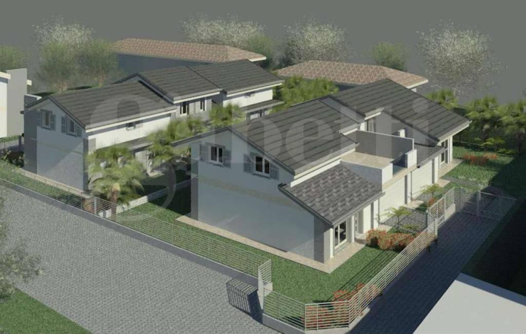 Villa in vendita a Olgiate Olona, 5 locali, prezzo € 345.000 | CambioCasa.it