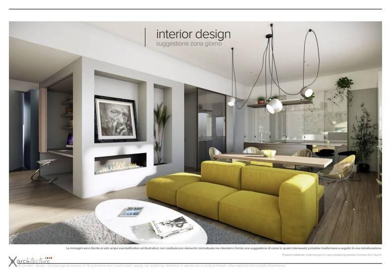 Foto 1 di Appartamento via Giuseppe Piazzi 31, Torino (zona Crocetta, San Secondo)