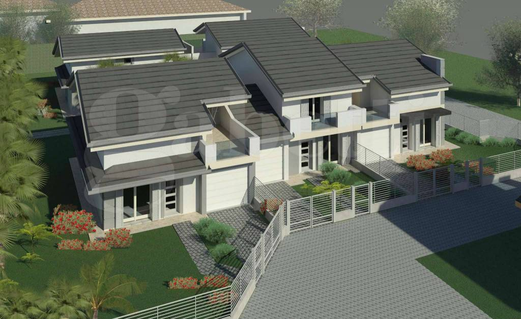 Villa in vendita a Olgiate Olona, 5 locali, prezzo € 305.000 | CambioCasa.it