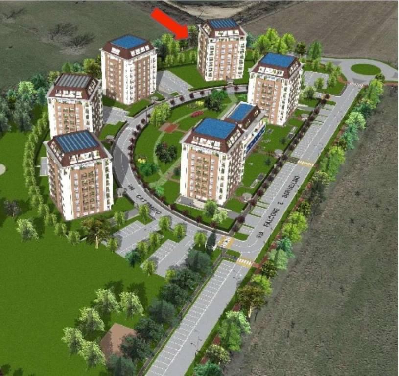 Appartamento in Vendita a Segrate: 3 locali, 114 mq