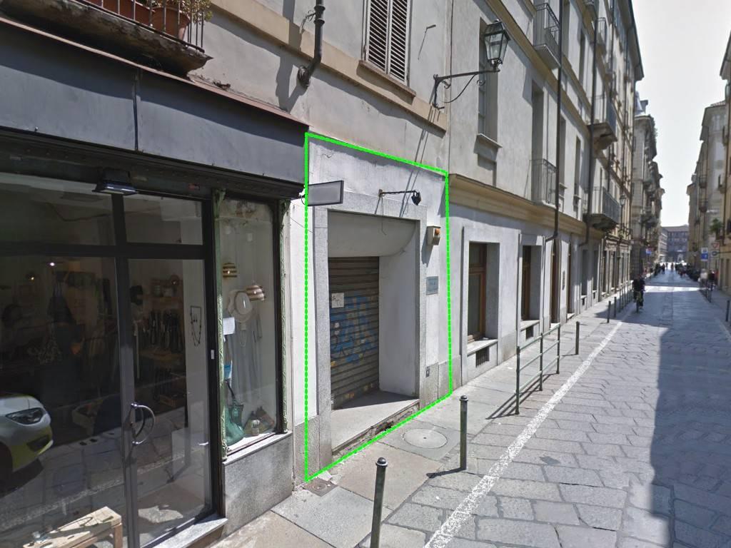 Negozio / Locale in vendita a Torino, 4 locali, zona Centro, Quadrilatero Romano, Repubblica, Giardini Reali, prezzo € 250.000 | PortaleAgenzieImmobiliari.it