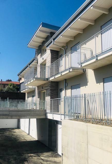 Appartamento in vendita via Stazione Rosta
