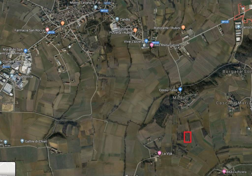 Terreni agricoli in Arignano Rif. 8578779