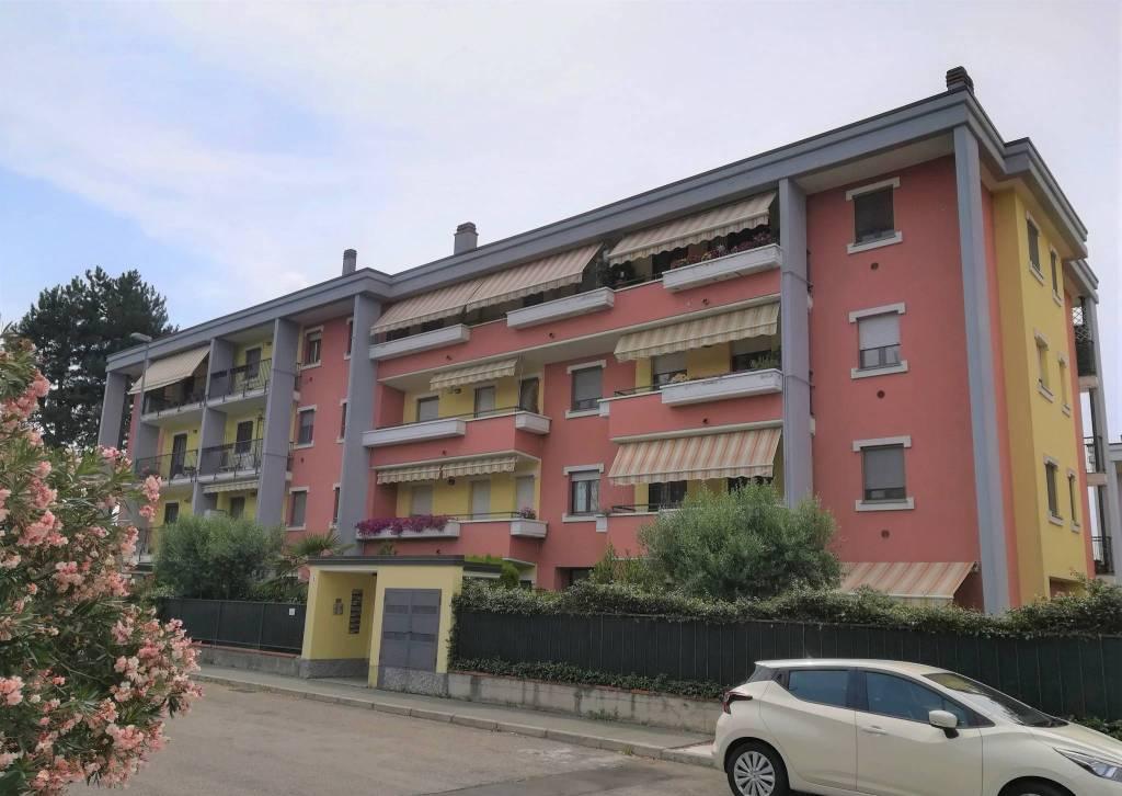 Foto 1 di Quadrilocale via Giovanni Maria Carrera 1, Legnano