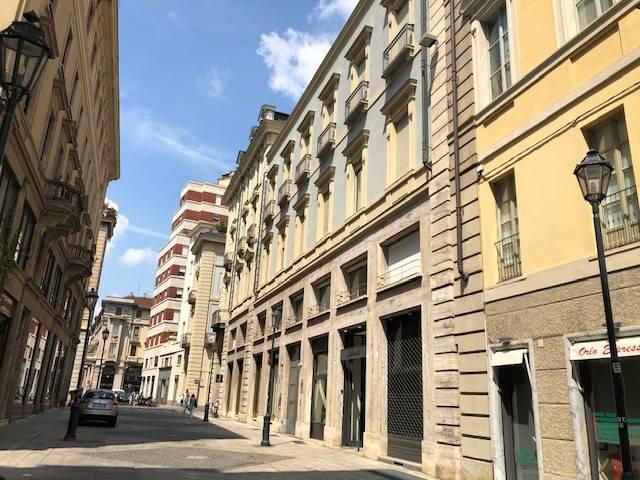 Attico/Mansarda in affitto via Cesare Battisti Torino