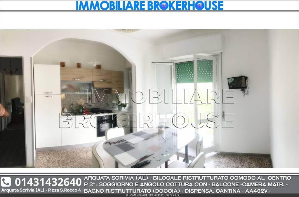 Appartamento in vendita a Arquata Scrivia, 2 locali, prezzo € 45.000 | PortaleAgenzieImmobiliari.it