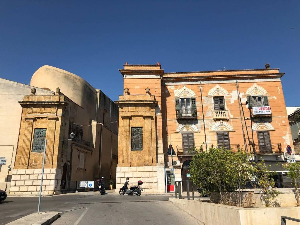 Foto 1 di Palazzo / Stabile corso 6 Aprile 3, Alcamo