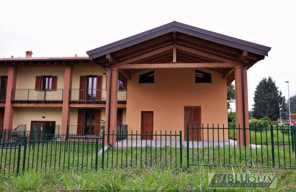 Villa a Schiera in vendita a Alserio, 5 locali, prezzo € 300.000 | PortaleAgenzieImmobiliari.it