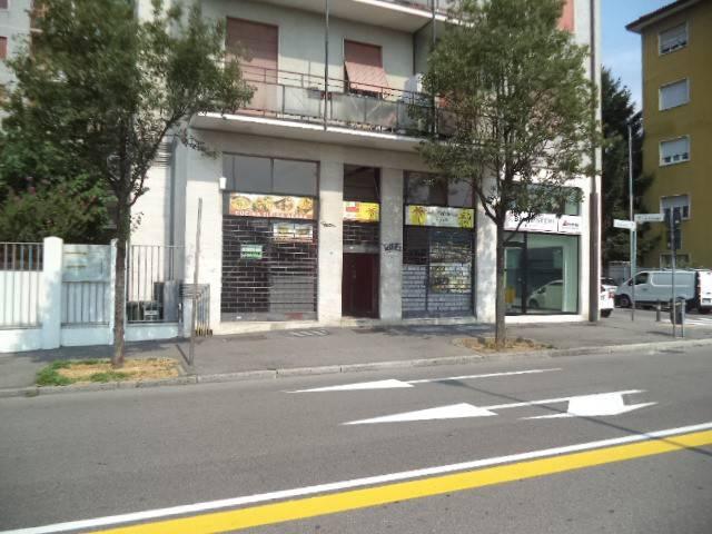 Negozio / Locale in affitto a Bergamo, 3 locali, prezzo € 830   PortaleAgenzieImmobiliari.it
