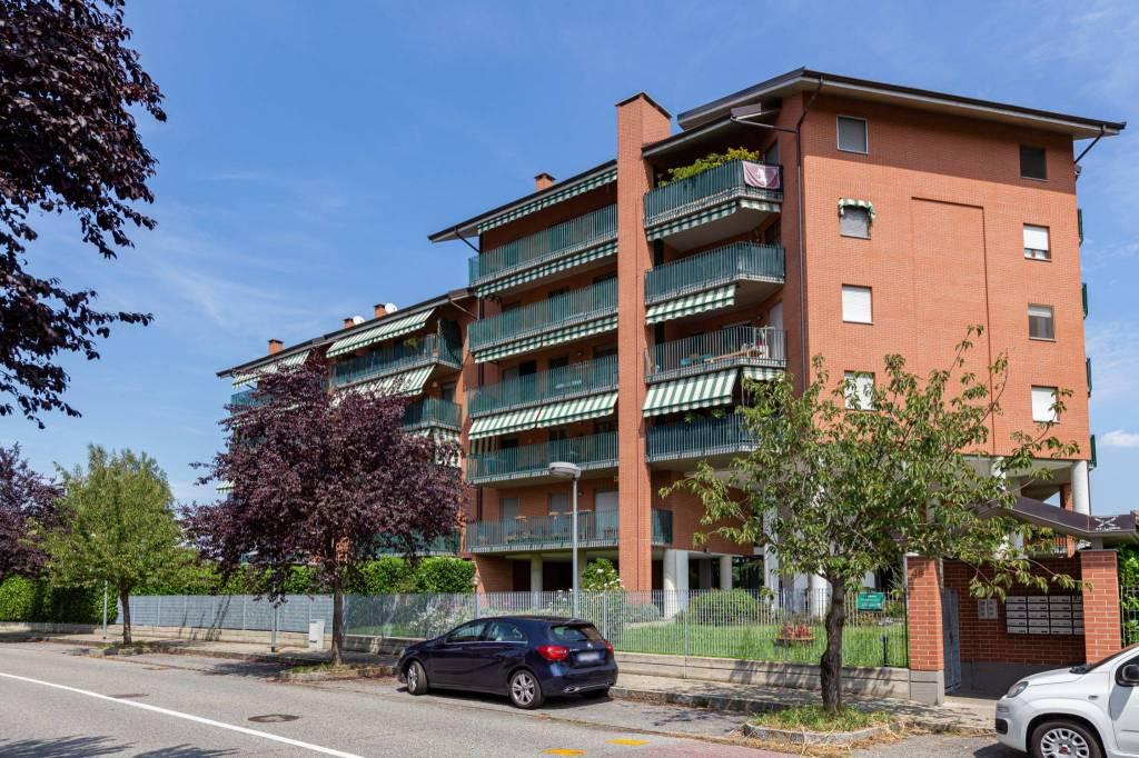 Foto 1 di Quadrilocale via Paolo Borsellino 4, frazione Oltre Po, San Mauro Torinese