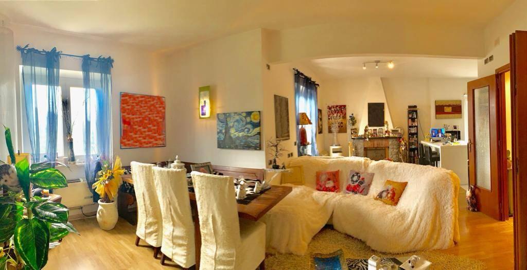 Attico / Mansarda in vendita a Davagna, 4 locali, prezzo € 195.000 | PortaleAgenzieImmobiliari.it