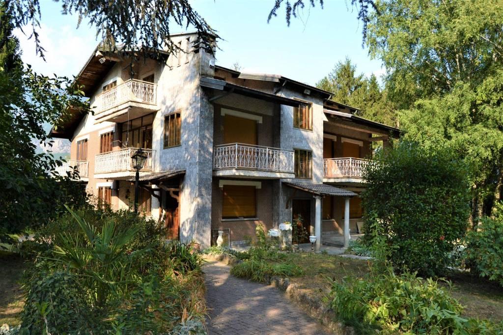 Foto 1 di Villa via Comba 13, Villar Focchiardo