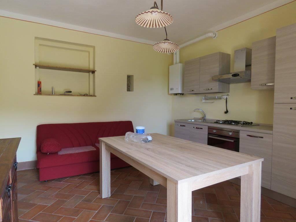 Appartamento in affitto a Cortona, 2 locali, prezzo € 350 | CambioCasa.it