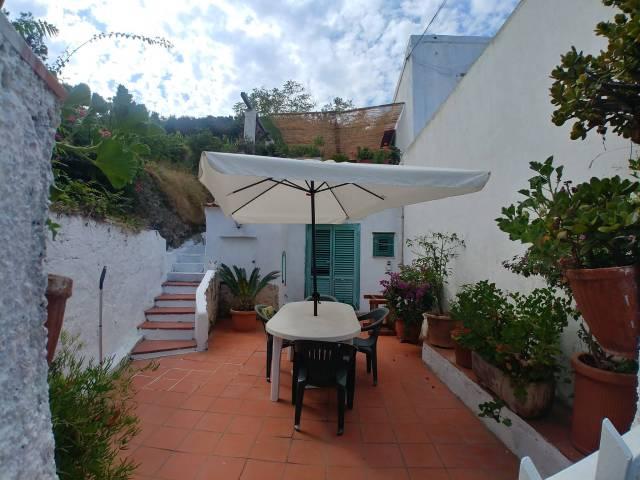 Ponza incantevole abitazione panoramica con giardino