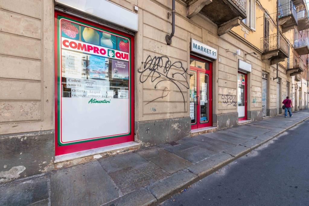 Negozio in vendita Zona Valdocco, Aurora - via Antonio Cecchi 35 Torino