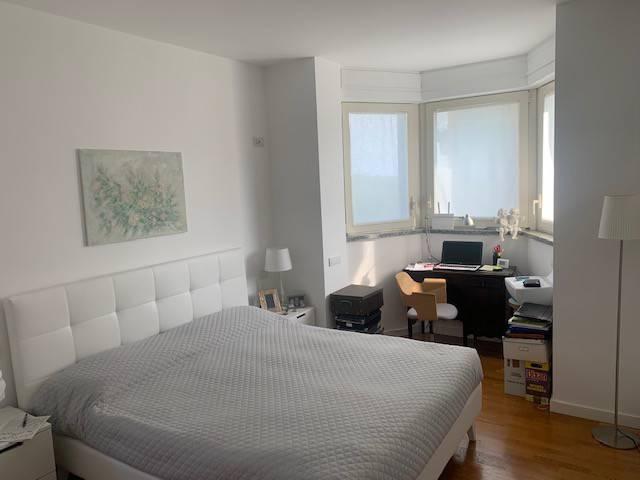Appartamento parzialmente arredato in affitto Rif. 8048461