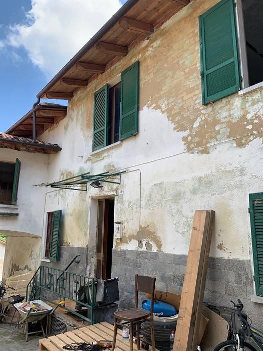 Foto 1 di Rustico / Casale via Roma, Grazzano Badoglio