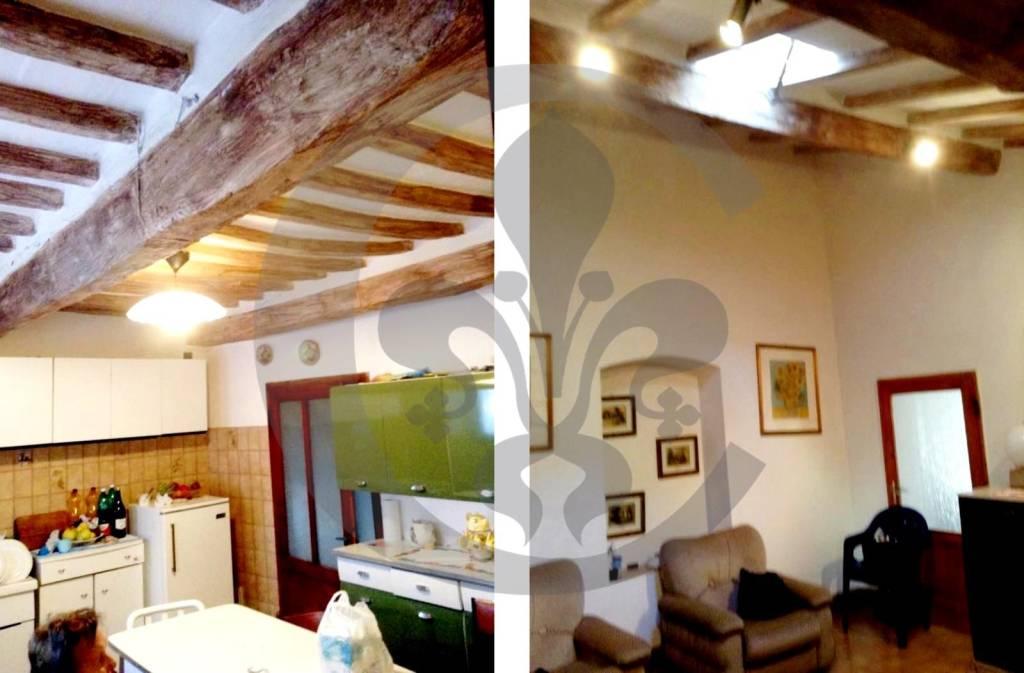 Appartamento in vendita a Cetona, 6 locali, prezzo € 105.000 | PortaleAgenzieImmobiliari.it