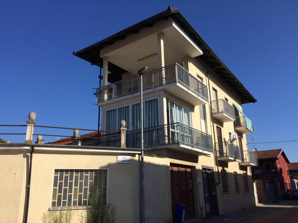 Foto 1 di Quadrilocale via San Bartolomeo 22, Riva Presso Chieri