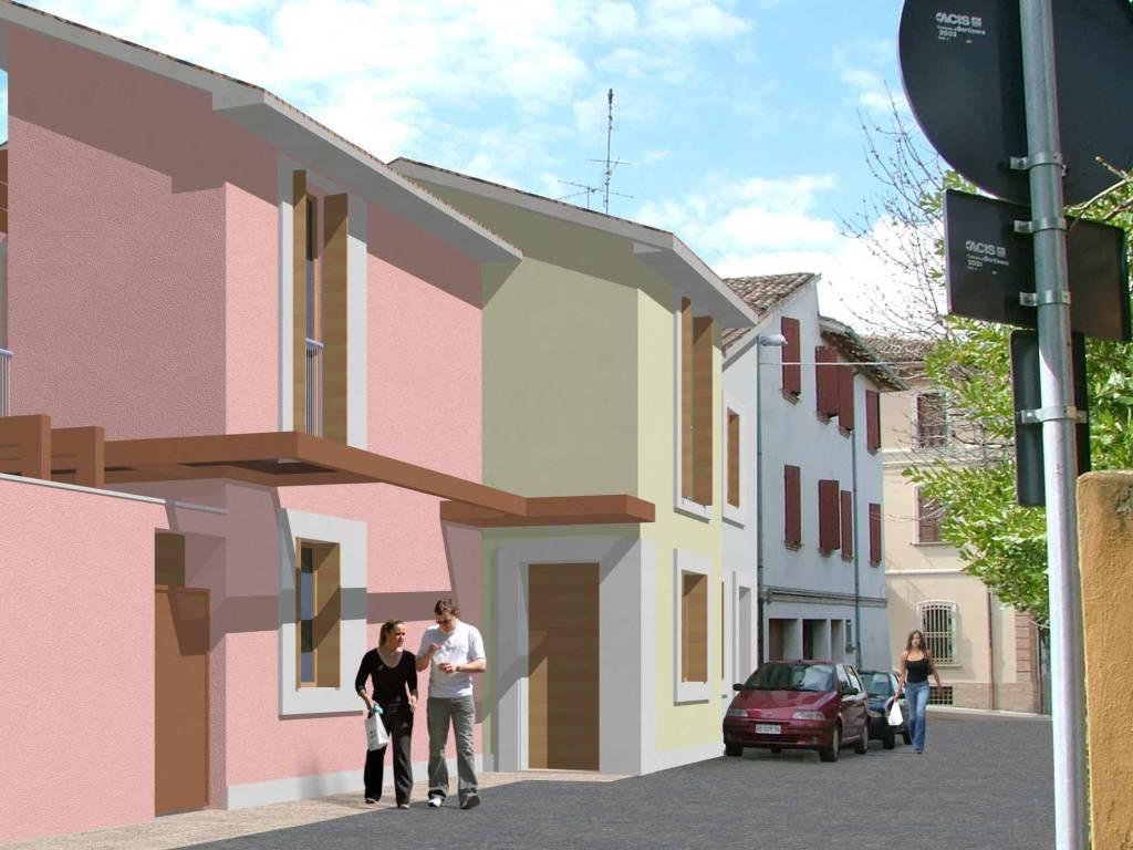 Casa indipendente in Vendita a Bertinoro Centro: 3 locali, 99 mq