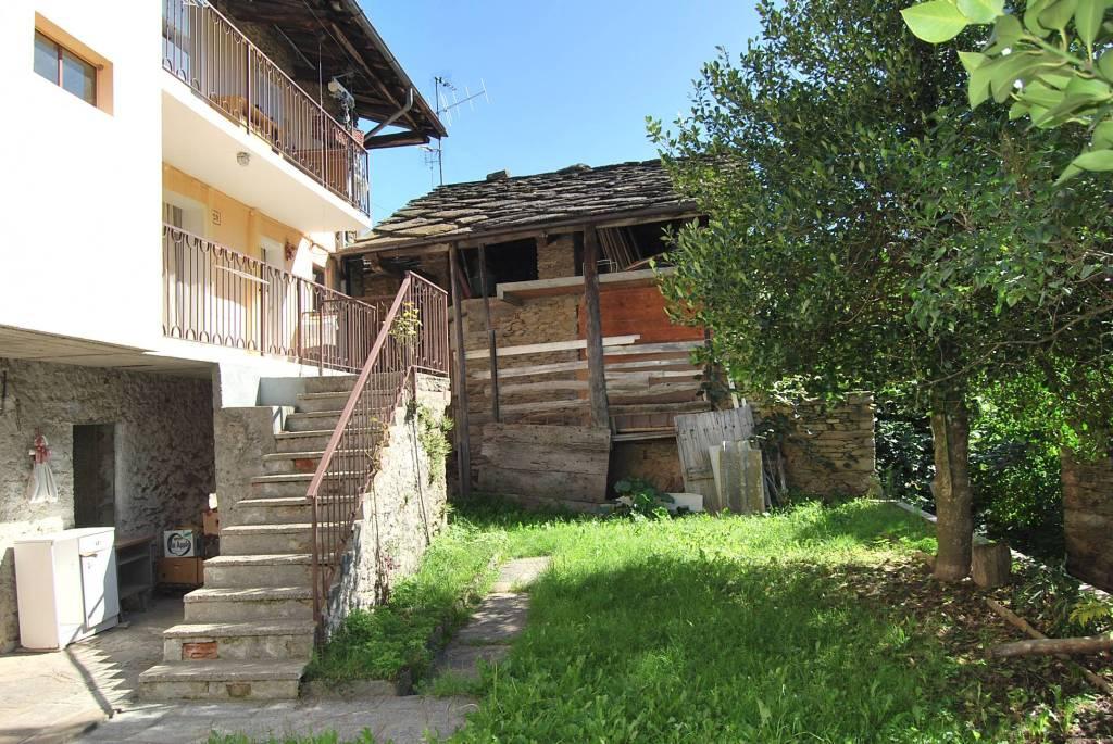 Foto 1 di Casa indipendente Borgata Pomeano, frazione Pomeano, Pramollo