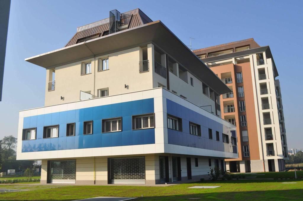 Ufficio-studio in Affitto a Segrate: 1 locali, 124 mq