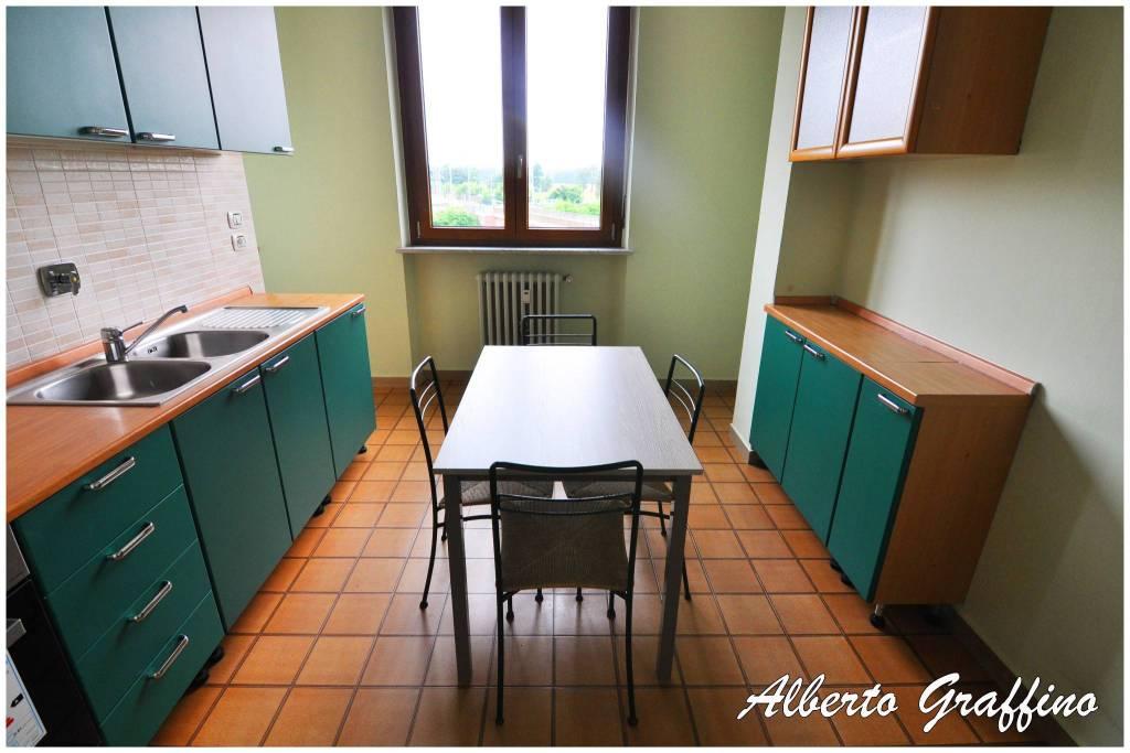 Appartamento in affitto a San Benigno Canavese, 3 locali, prezzo € 450 | PortaleAgenzieImmobiliari.it