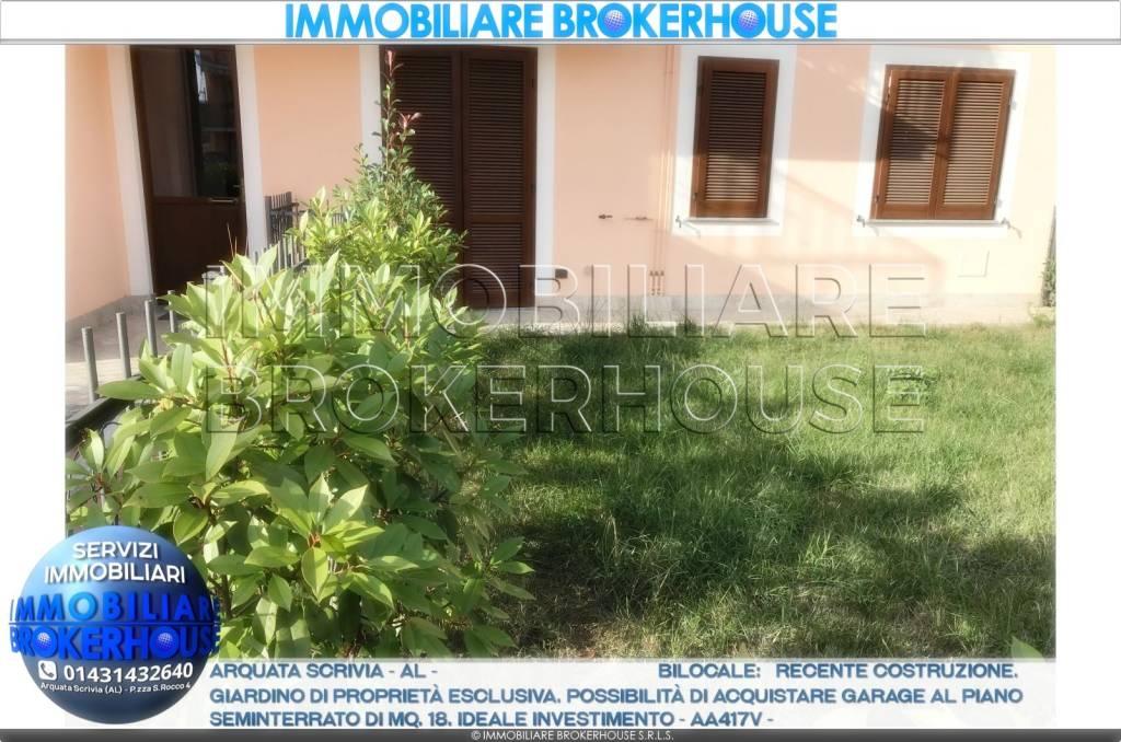 Appartamento in vendita a Arquata Scrivia, 2 locali, prezzo € 79.000 | PortaleAgenzieImmobiliari.it