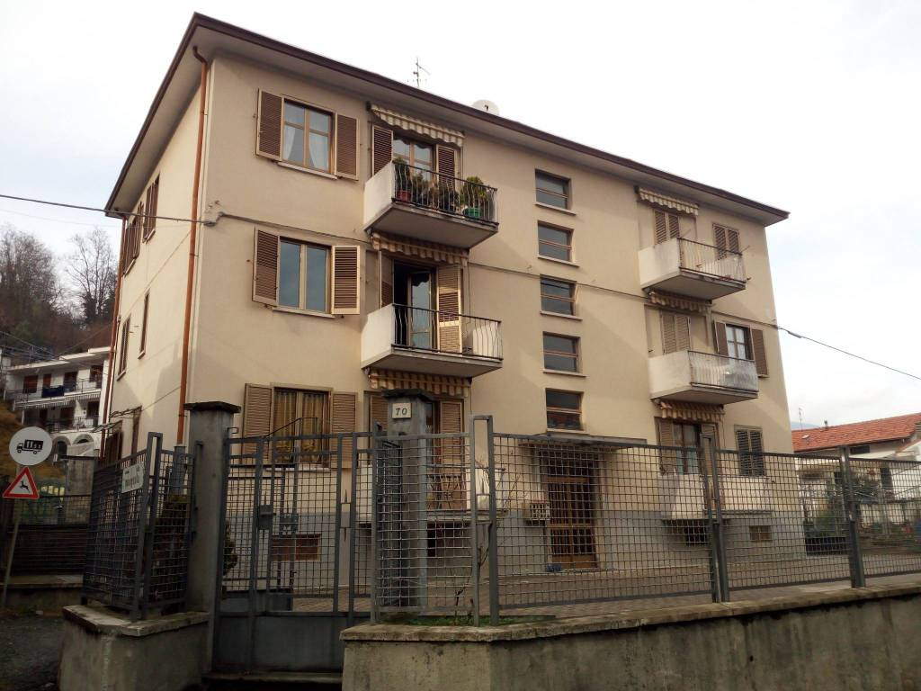 Foto 1 di Quadrilocale via Borgo Nuovo 70, Germagnano