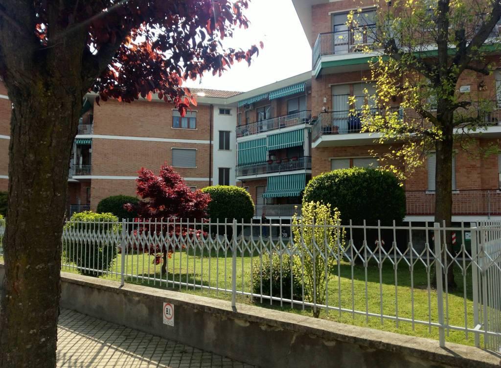 Appartamento in affitto via Ugo Foscolo 3 Candiolo