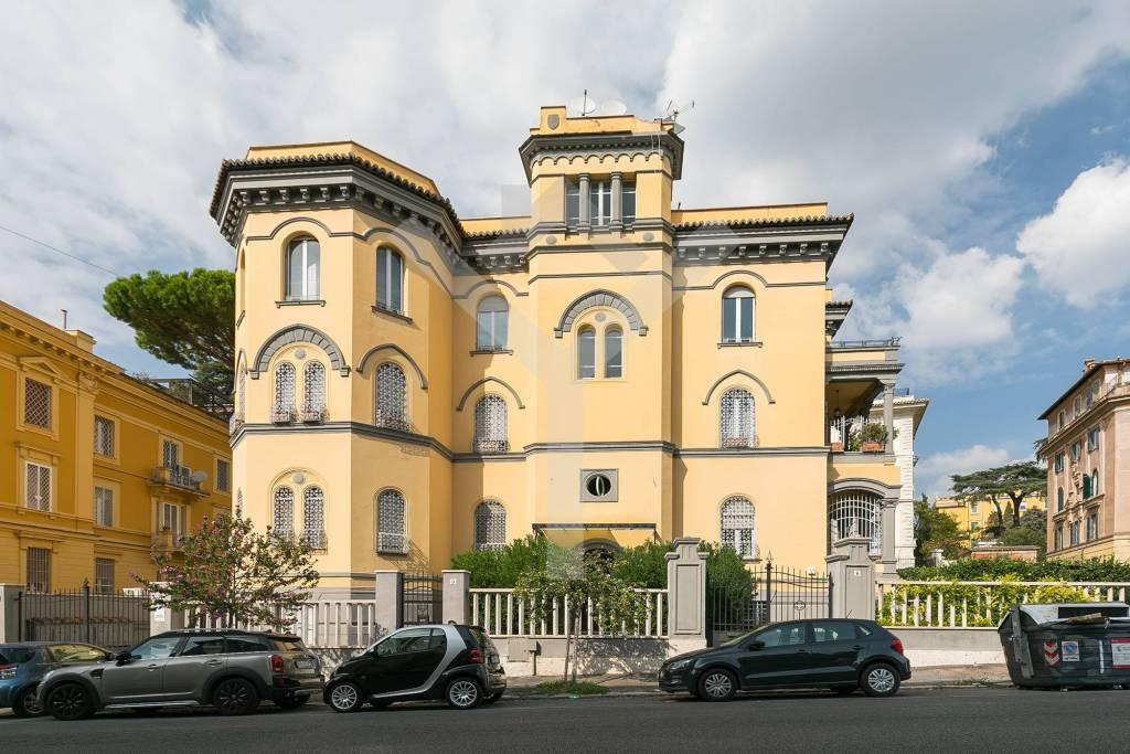 Foto 1 di Appartamento via Francesco Siacci, Roma (zona Flaminio - Parioli - Pinciano)