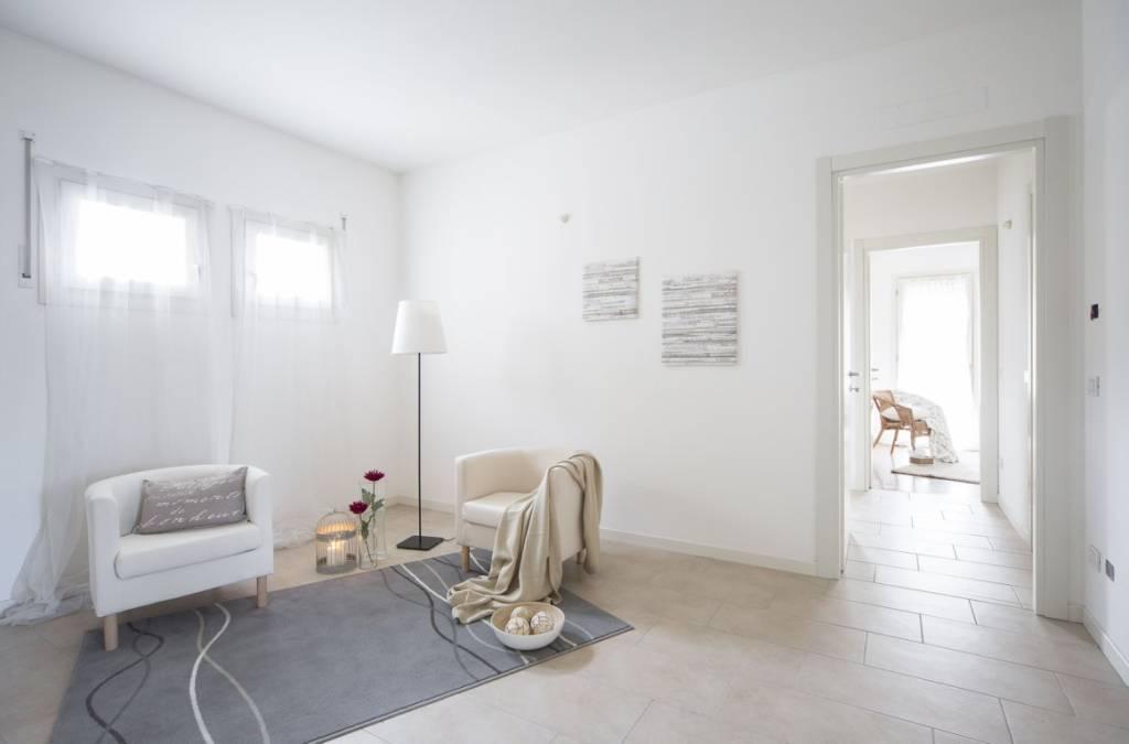 Foto 1 di Quadrilocale via Abruzzi, Bagnacavallo