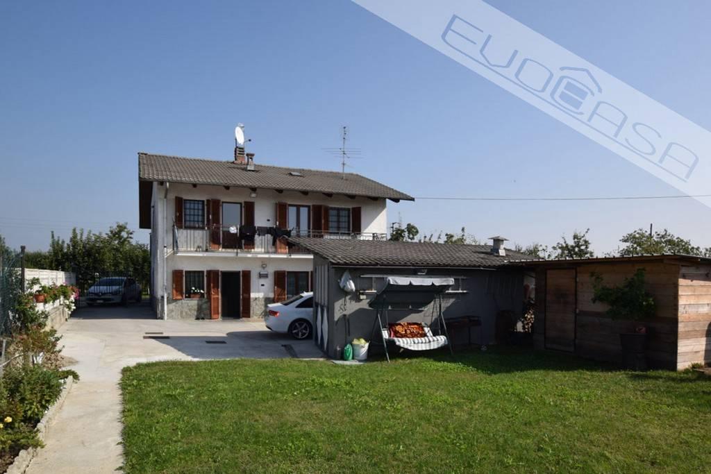 Foto 1 di Villa via Gioves 16, frazione Campiglione,  Campiglione Fenile