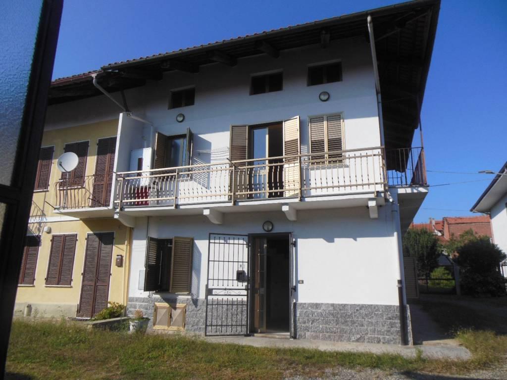 Soluzione Indipendente in affitto a Vauda Canavese, 2 locali, prezzo € 300   PortaleAgenzieImmobiliari.it