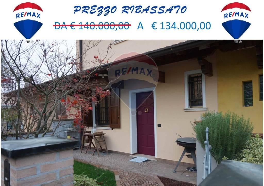 Villa a Schiera in vendita a Leno, 3 locali, prezzo € 140.000 | CambioCasa.it