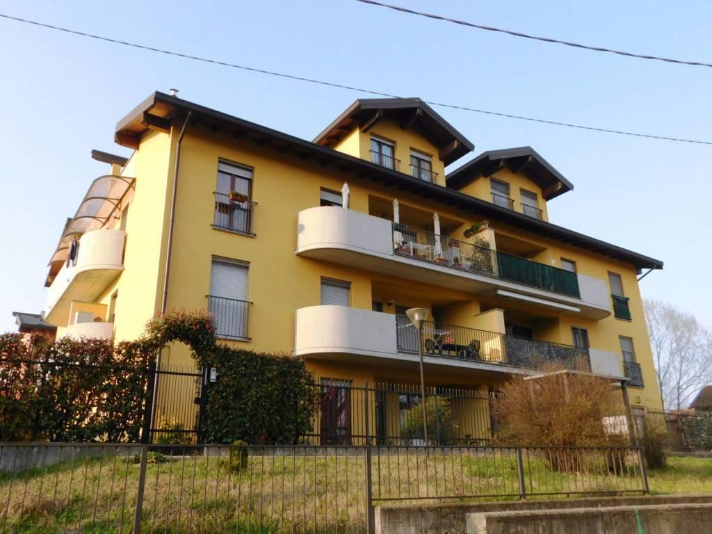 Foto 1 di Trilocale via Carlo Alberto, Cassolnovo