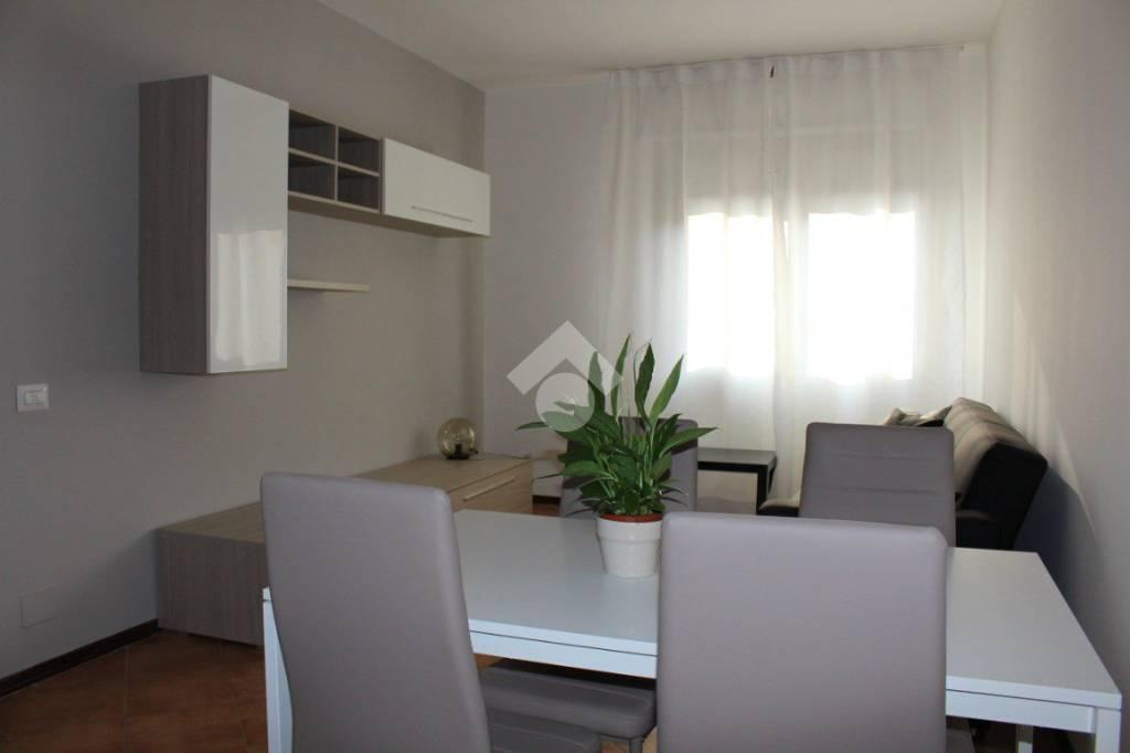 Appartamento in buone condizioni arredato in affitto Rif. 9276316