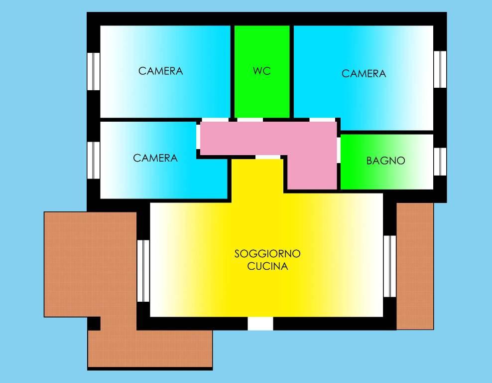 Appartamento in vendita a Sona, 4 locali, prezzo € 245.000 | PortaleAgenzieImmobiliari.it